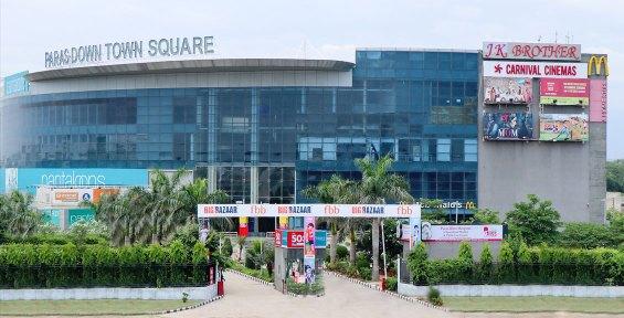 Top chandigarh malls