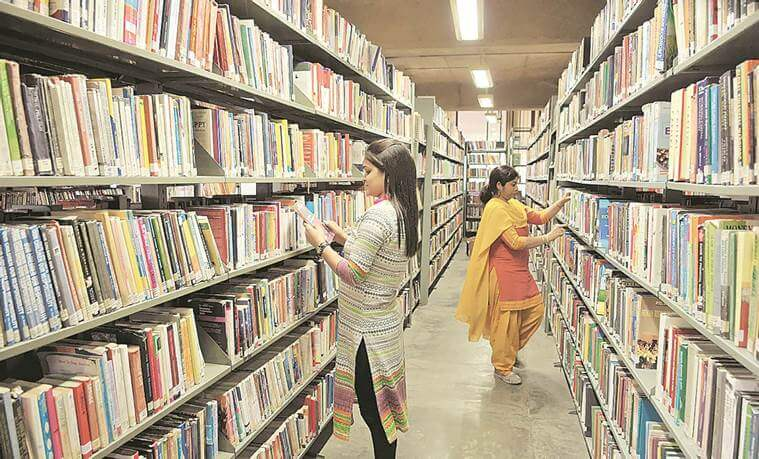 Top 7 libraries in chandigarh