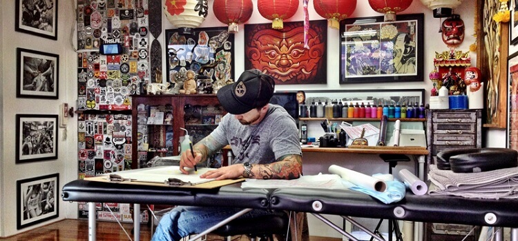 Tattoo Studios In Chandigarh
