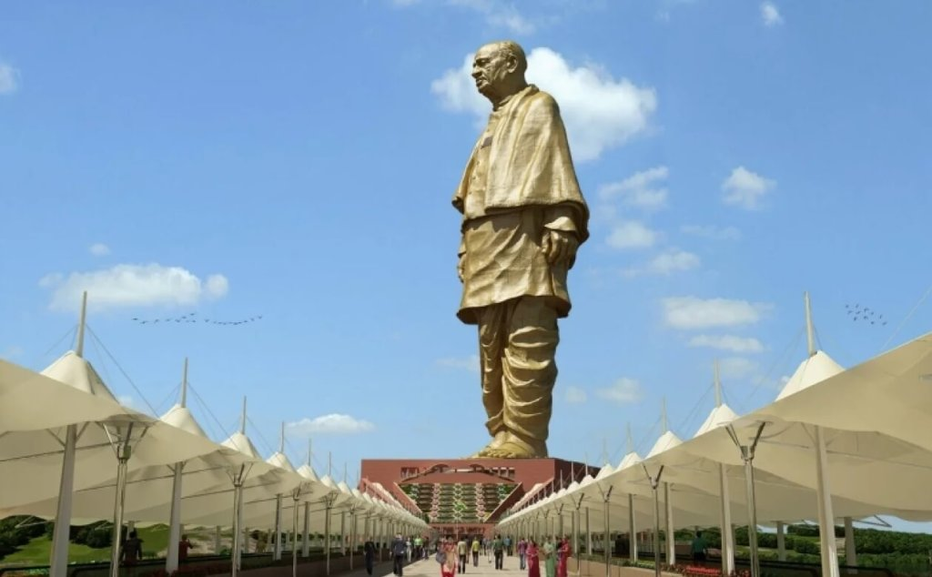Statue of unity-how to reach