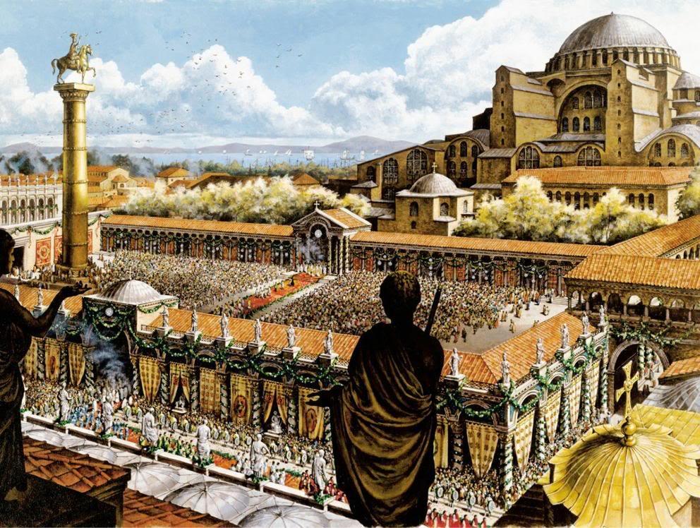 Hagia Sophia Agape (6/6)