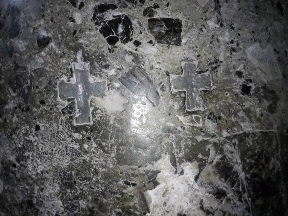 HOT CROSSES: Crusader Graffiti in Hagia Sophia (2/6)
