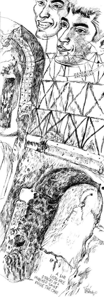 KAPADOKYA / CAPPADOCIA 2: Drawing in the Echoes of Faith (6/6)