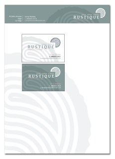 Rustique is a craft furniture business based in Sligo