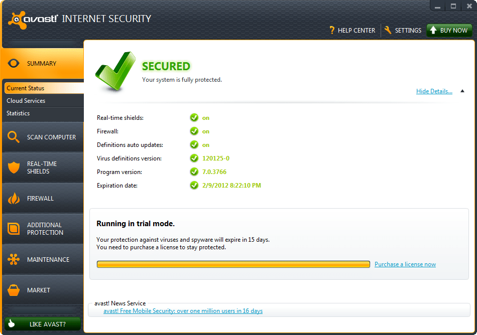 Security 7 License