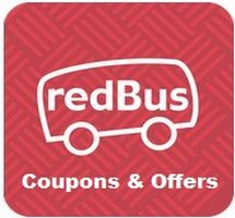 RedBus Offer get 30% off +RedBus Refer and Earn