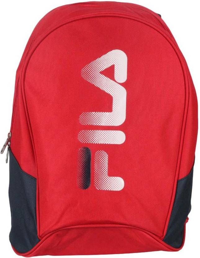 Fila Bradley laptop 20 L Backpack  (Red)