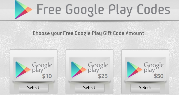 How To Get Free Google Play Codes Easily [10+ Ways] - Tricks By STG