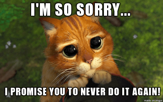 Sorry Memes Collection For You Top Sorry Meme Tricks By Stg The best im sorry memes found across the internet and on social media. sorry memes collection for you top