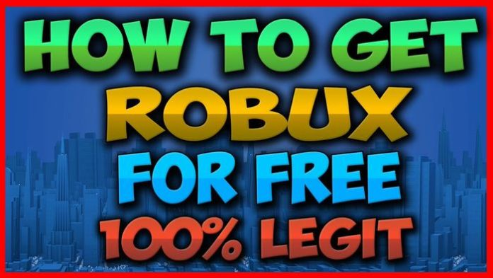 How to Get Free Robux Codes (Genuine Methods in 2019) - Health Junction