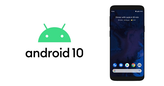 List Of Mobiles Getting Android 10