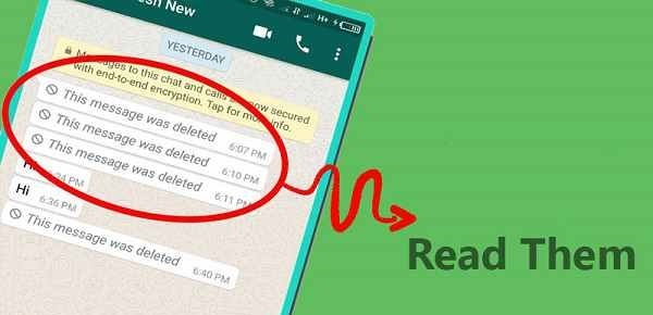 read deleted msg in whatsapp