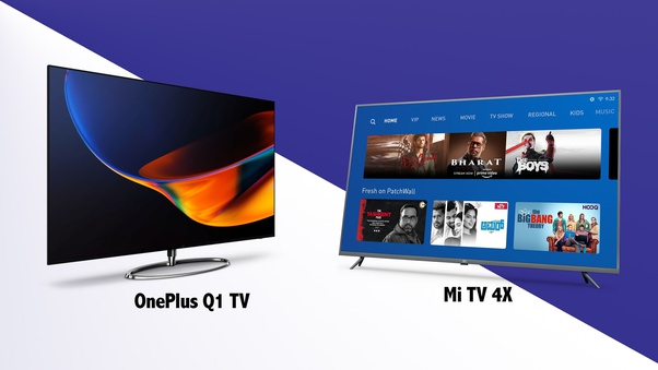 Mi TV 4A vs OnePlus TV 32Y1