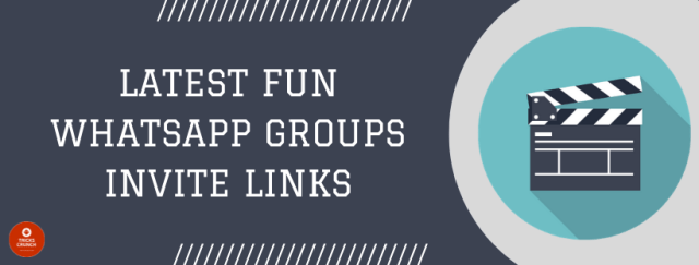 Entertainment WhatsApp Groups Link