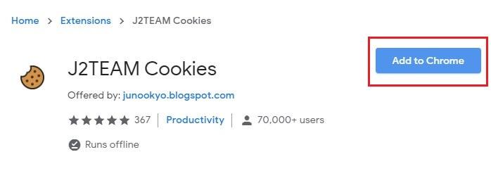 netflilx cookies