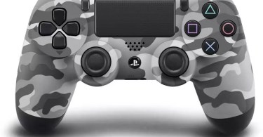 PS4 controller on PC