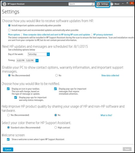 How To Disable HP Support Assistant