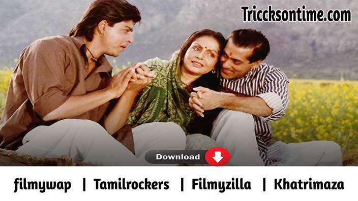 karan arjun film download link by tamilrockers, filmiwap in 480p, 720p, 1080p