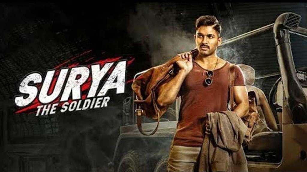 Suriya – The Brave Soldier Full Movie