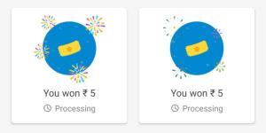 Tez App Tricks Scratch Card