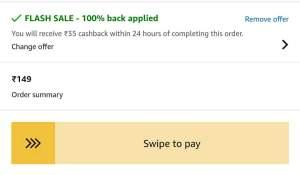 Amazon Recharge Flash Sale