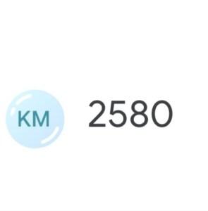 Collect Kilometres Go India