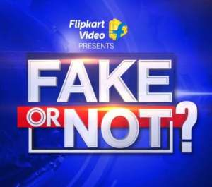 Flipkart Fake Or Not Answers