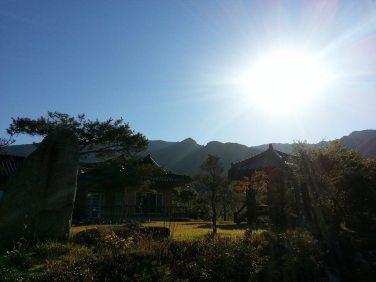Hanok near guesthouse