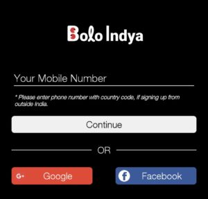 boloindya refer and earn offer