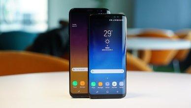 Samsung Galaxy S8, S8+