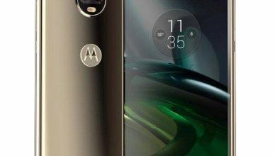 Moto X4 leaked