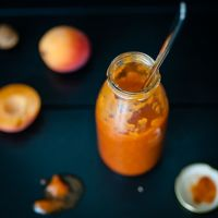 selbstgemachtes aprikosenketchup. das summer-bbq-must-have!