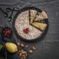 """rezept für mallorquinischen mandelkuchen - """"gató de almendra"""" easy und rasch gebacken!"""