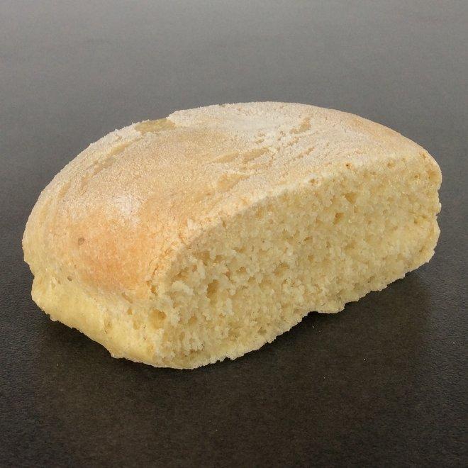 Petits pains maison à la semoule