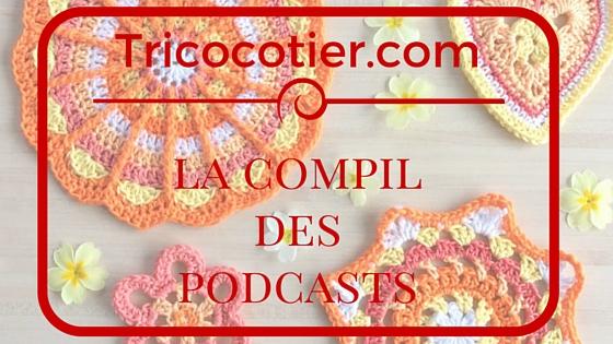 Compilation des podcasts créatifs