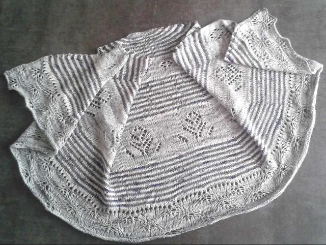 lady patience gris patron tricot