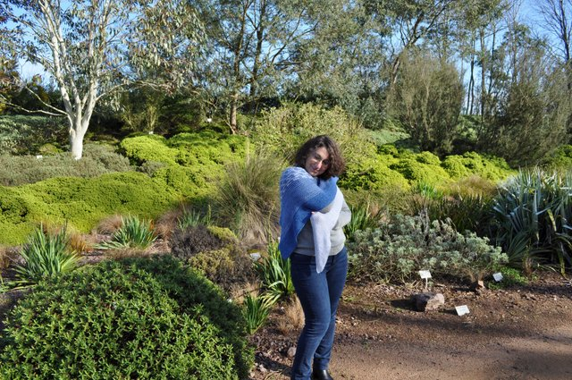 Hastag aux jardins suspendus