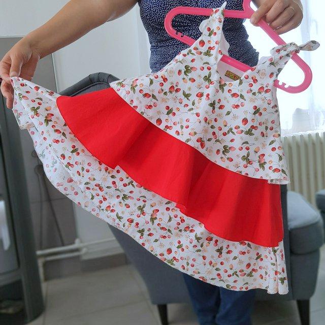 robe éclatante Her Little World