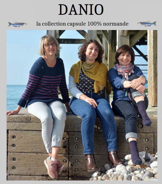 ebook Danio Froufrou et Capucine Graine de laine