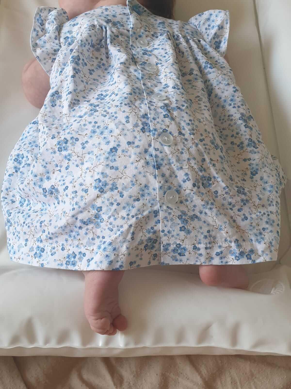 petite robe vue de dos