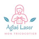 logo aglaé laser pour header