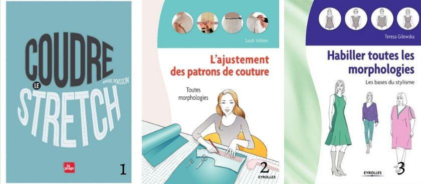 Livres de couture pour débutants et experts - bibliothèque de la couturière