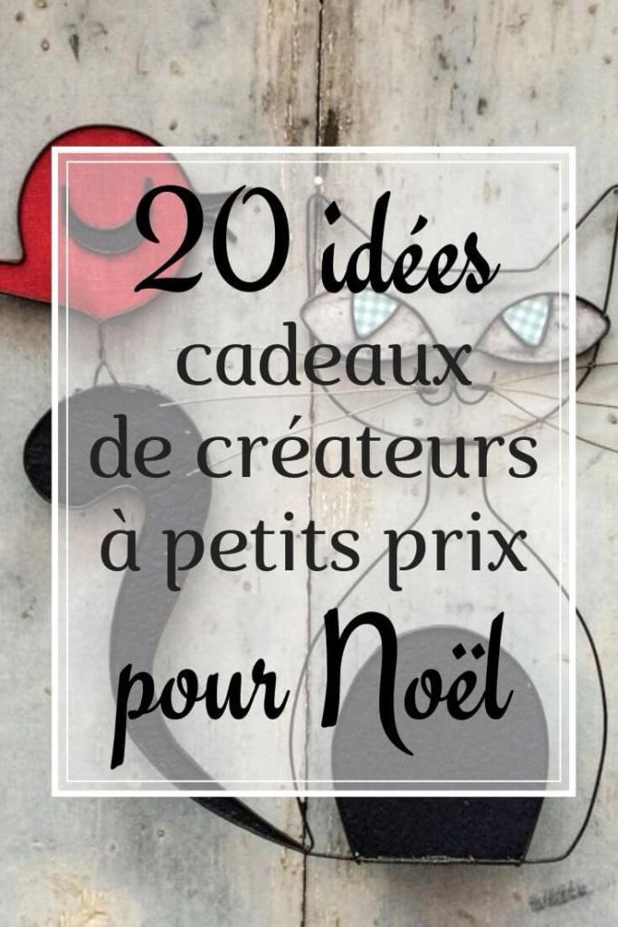 20 idées de cadeaux de créateurs à petits prix