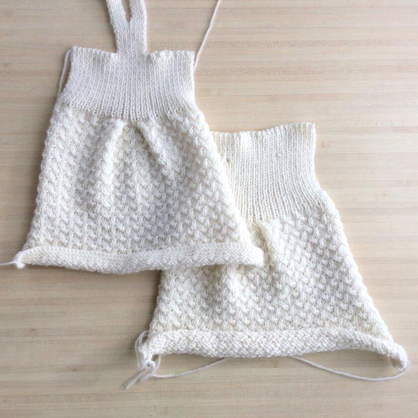 blocage tricot