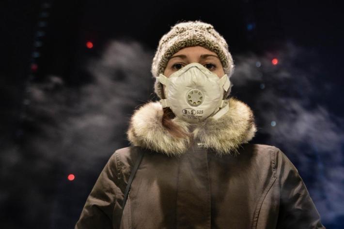capelli e smog