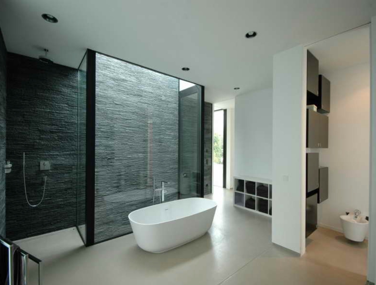 Ultra Modern Bathrooms Tricor Construction Limited