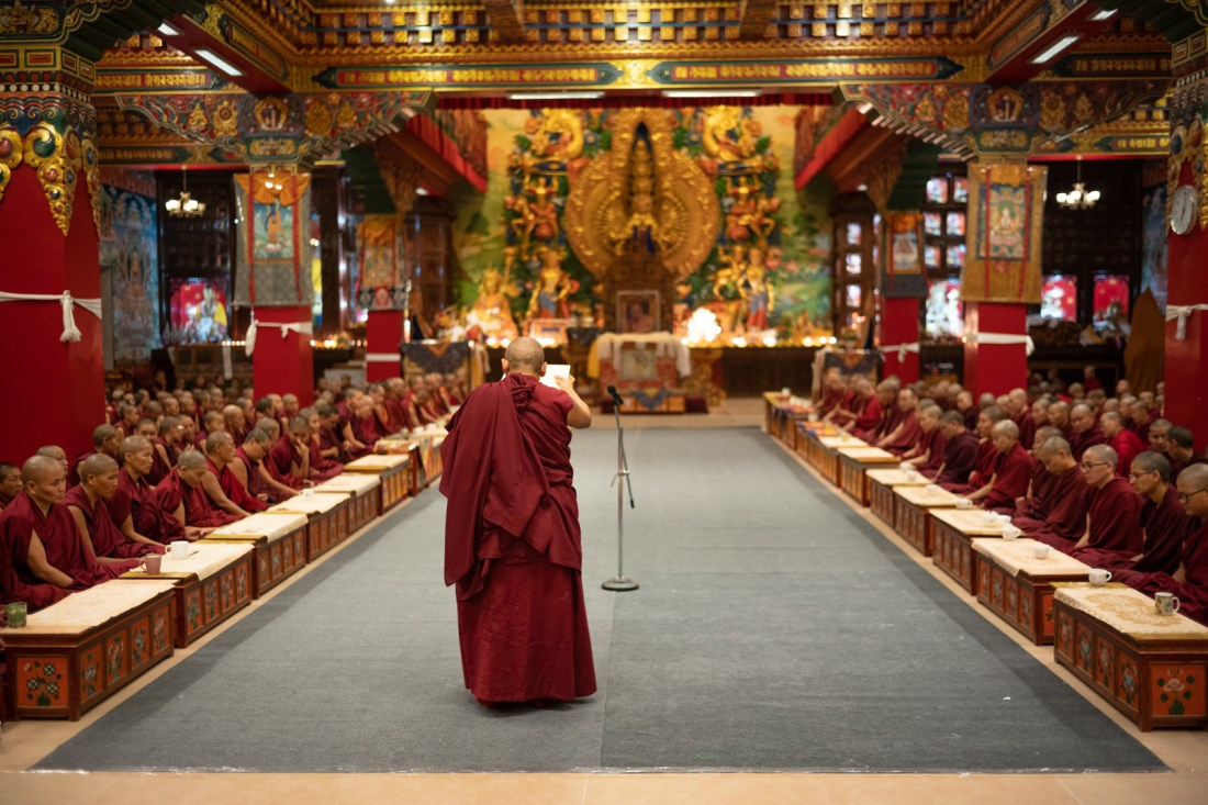 female tibetan buddhist leaders