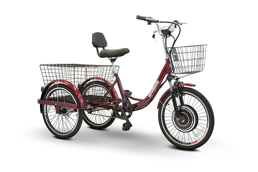 eWheels EW-29 Electric Trike Review - Tricycle for Adults