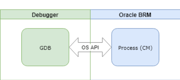 Debugging of Oracle BRM CM with GDB