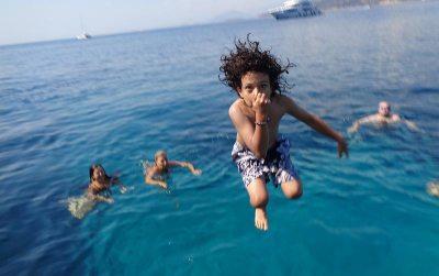 Trident Speedboat Cruises, Corfu, Greece